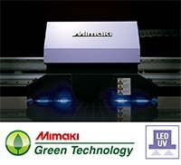LED-UV curing unit