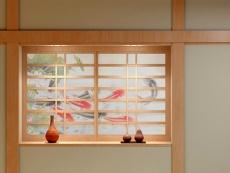 木製窗門(和紙)