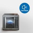 靜音設計的3D列印機