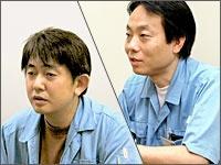 小畑俊雄さんさん、高山茂晴さん