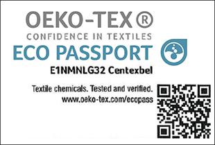 ECO PASSPORT認證標章No. E1NMNLG32