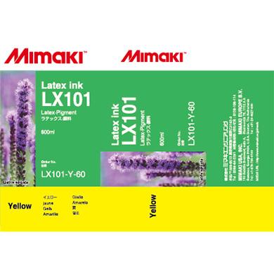 LX101-Y-60 LX101 Yellow