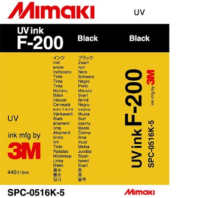 SPC-0516K F-200 Black