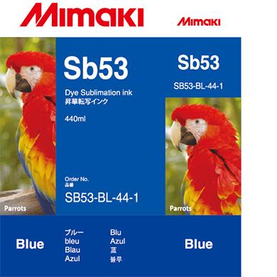 SB53-BL-44 Sb53 Blue