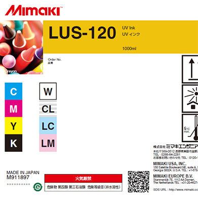 LUS12-LM-BA LUS-120 Light Magenta