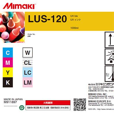 LUS12-LM-BA LUS-120 Light Magenta