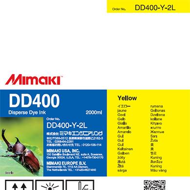 DD400-Y-2L DD400 Yellow