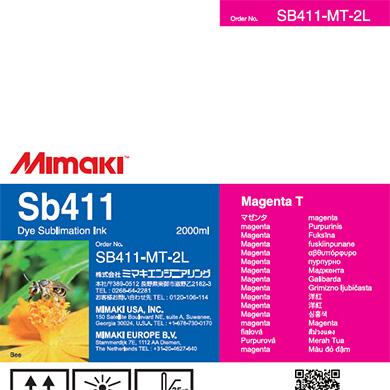 SB411-MT-2L Sb411 Magenta T