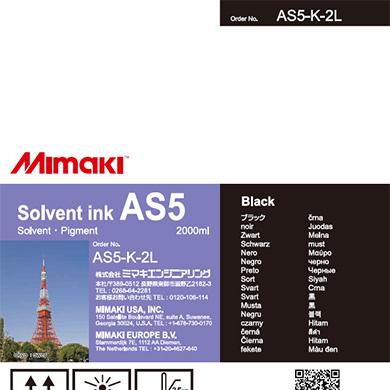 AS5-K-2L AS5 Black