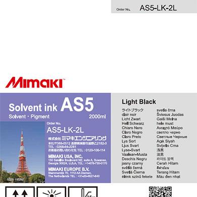 AS5-LK-2L AS5 Light Black