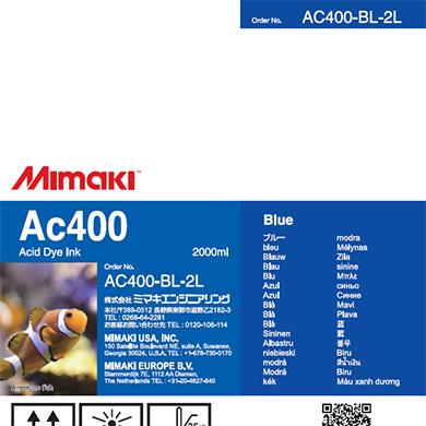 AC400-BL-2L Ac400 Blue