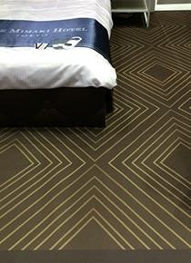 地板(絨毛地毯)