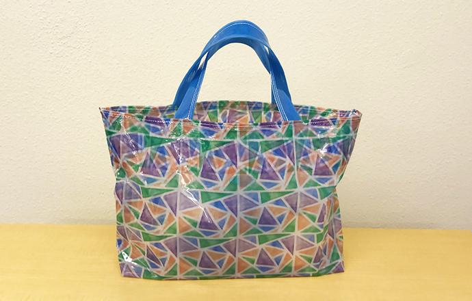 塑膠環保袋(溶劑型噴墨印刷機)