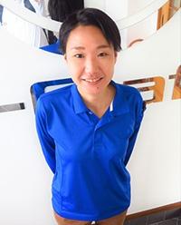 森谷智子經理