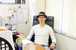 小川周志 代表董事