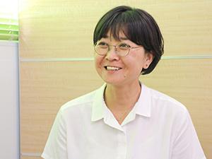 社長:西田明子小姐