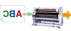 昇華轉印印刷的作業流程3